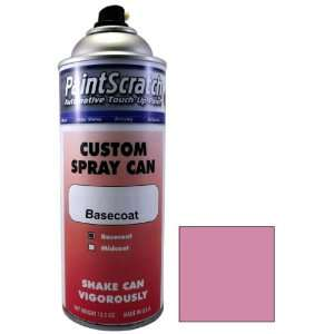 Pink Coral Pearl Metallic Touch Up Paint for 1994 Ford Aspire (color
