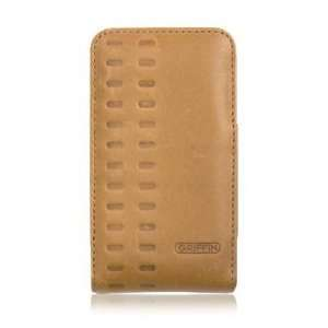 Griffin Elan Holster Genuine Leather Case for iPhone