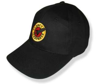 Futurama Planet Express Logo Embroidered Cap or Hat Fry