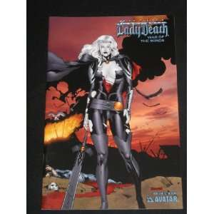 BRIAN PULIDO MEDIEVAL LADY DEATH WAR OF THE WINDS #5