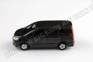 to ship brand new of tomy tomica 99 nissan serena diecast model car