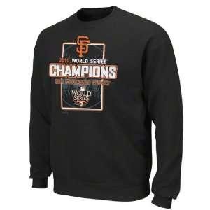 San Francisco Giants 2010 World Series Dugout Champions