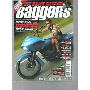 Bagger Magazine (Smooth, April, 2011): Various: Books