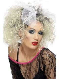 80s Wild Child Madonna Wig Fancy Dress