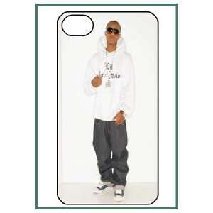 Bow Wow iPhone 4 iPhone4 Black Designer Hard Case Cover