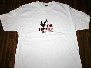 HUSTLER MAGAZINE Club Larry Flynt T shirt large