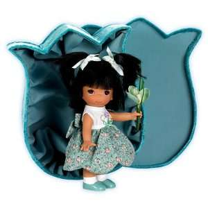 Sweetest Tu lips Doll by Precious Moments   inTeal Box Toys & Games