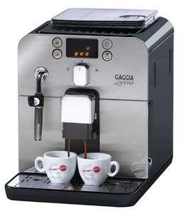 Espresso Machine Maker Gaggia Brera Black Super Automatic #59101