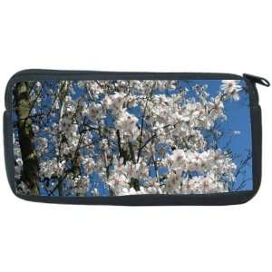 Cherry Blossom Tree Branches Neoprene Pencil Case