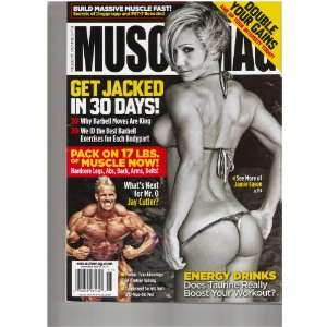 Muscle Mag. International Magazine (Get jacked in 30 days