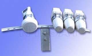 Sat anlage 4xLNB+DiSEqC 4/1+Multifeed+Spiegel 100cm