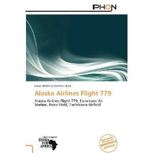 Alaska Airlines Flight 779 (9786136275369) Claus Matthias