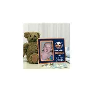New York Islanders Born to Be Ceramic Picture Frame