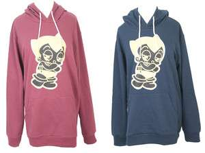 Mens Korean Clothes Atom hoodie character Cute TOP From Korea