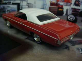 69 Chevy Impala SS Convertible 1/64 Scale Limited Edit