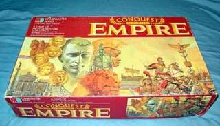Bradley ~ CONQUEST of the EMPIRE (Ancient Rome) ~ GameMaster Series