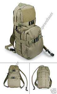 Pantac MBSS Hydration Pack Ranger Green WB C021 RG A