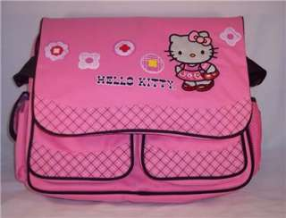 Sanrio Hello Kitty Baby Diaper Bag Messenger Bag Book