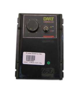 Dart 250 1/2 HP DC Motor Speed Control