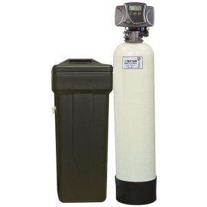 Star Water Systems 32,000 Grain Tannin Filter Water Softener S11TS32DR