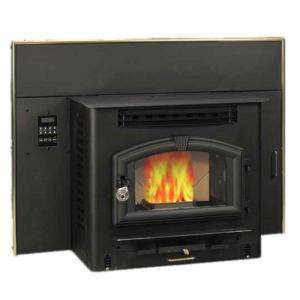 2000 sq. ft. American Harvest Multi Fuel Insert 6041I at The Home
