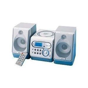 AEG MC 4406 CD Kompaktanlage silber  Elektronik