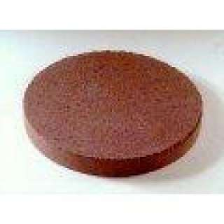 Davis Block Co 12 in. Round Stepping Stone Paver B242 at The Home