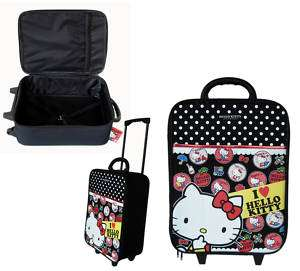 Sanrio Hello Kitty Rolling luggage   travel suitcase #4
