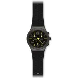SWATCH IRONY CHRONO RAY OF LIGHT BLACK  Uhren