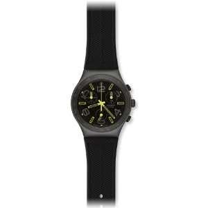 SWATCH IRONY CHRONO RAY OF LIGHT BLACK  Uhren