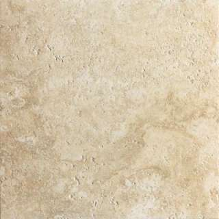 MARAZZI Artea Stone 13 In. X 13 In. Avorio Porcelain Floor and Wall