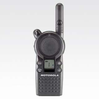 NEW Motorola VL50 8 CHANNEL BUSINESS RADIO LIKE CLS1410