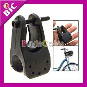 Bike Bicycle Flashlight LED Torch Mount Clamp Holder