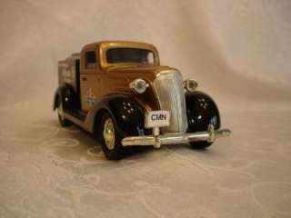 Coin Bank 1937 Chevrolet Tanker Limited Ed Liberty Classics