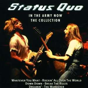 In the Army Now the Collection Status Quo  Musik