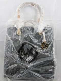 Michael Kors Glazed Python Embossed Leather Tote Bag   30H91TTT3G