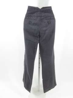 navy blue 4 button pants in a size 4 these pants feature decorative 4
