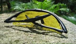 features description black plastic framed glasses with rubber nose and
