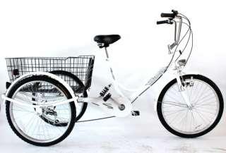 Unser Dreirad für Erwachsene . Sehr praktisch zum Einkaufen, als