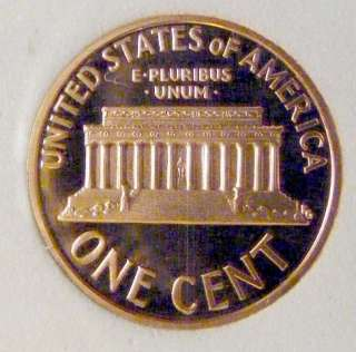1991 S LINCOLN CENT   PROOF CAMEO DCAM   PERFECT