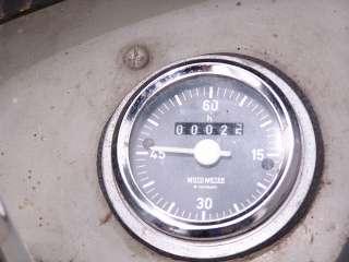 Deutz Diesel Motor F4L 812 ( 712 ) nur 17000km 65PS