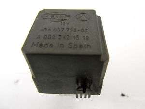 Mercedes W163 ML Relais Relay 0025421519 Hella