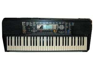 Used Yamaha PSR 195 61 Key Electronic MIDI Keyboard