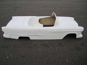 car hot rod stroller 1/4 scale fiberglass body Gasser 1956