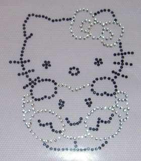 Hello Kitty STRASS RHINESTONES Bügelbilder HK5004 *
