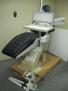 Dansereau Californian Dental Exam Chair New Upholstery