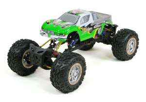 EP RTR BASILISK ROCK CRAWLER OFF ROAD Buggy Truggy