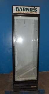BEVERAGE AIR 1 DOOR GLASS COOLER MT 19