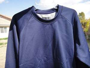 RUSSELL ATHLETIC DRI POWER COLD THICK FLEECE SWEATER M