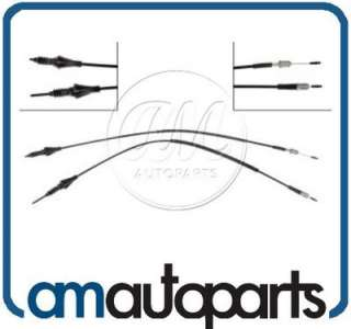 Chevy Blazer Jimmy Pickup Truck S15 PU S10 Differential Shift Cable